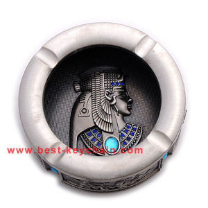 Custom Souvenir Zinc Alloy Die Casting Metal Ashtray (BK53354) pictures & photos