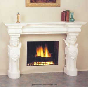 Marble Fireplace Mantel Mantel pictures & photos