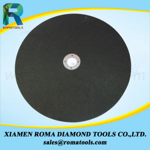 "Romatools 4"" Abrasive Cutting Wheels for Metal, Stainless Steel and Alloy Steel pictures & photos"