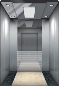 Customized Economic Vvvf Passenger Elevator with Standard Decoration pictures & photos