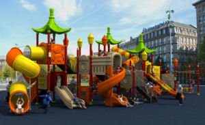 Fable Serie Outdoor Playground Park Amusement Equipment HD15A-033A pictures & photos