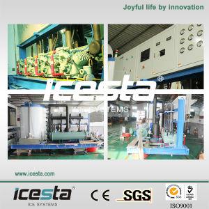 Icesta 10ton Flake Ice Machine pictures & photos