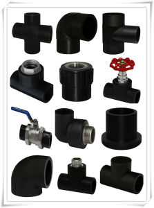 HDPE Socket Fitting pictures & photos