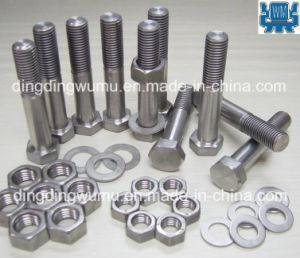 Tungsten Nut/Washer/Bushing pictures & photos