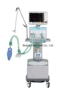 Advanced ICU Ventilator with Air Compressor pictures & photos