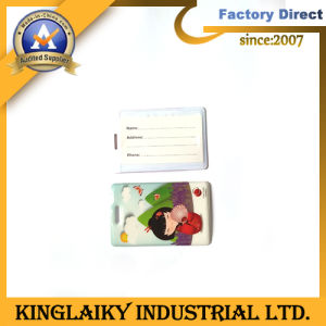 Customized Eco-Friendly PVC Bank Card Holder with Logo Branding pictures & photos