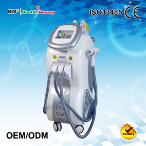 Multifunction Beauty Equipment with IPL+RF+Elight+ND YAG Laser pictures & photos