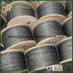 Galvanized Wire Rope with PVC Coating pictures & photos