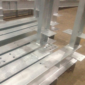 2016 Hot Sales Hot Dipped Galvanized H Beam with Prime Cutting (H00120) pictures & photos