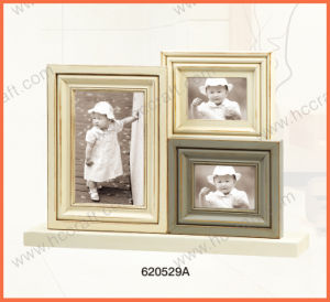 Shabby Chic Wooden Photo Frame for Home Deco pictures & photos