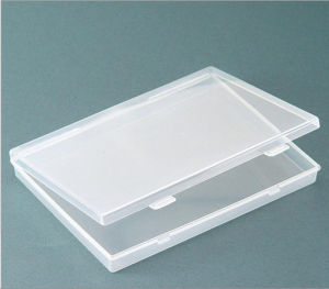 PP Material Hinged Packaging Box, Storage for Electronic Kits or Small Things pictures & photos