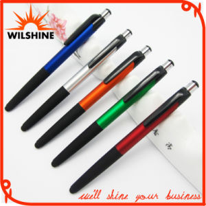The Promotion Gifts Plastic Ball Pen with One Stylus Touch (IP002) pictures & photos