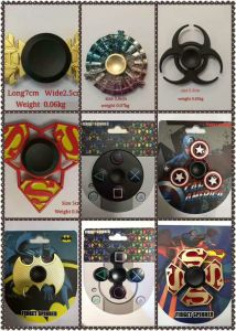 World Popular New Styles Fidget Hand Spinner pictures & photos