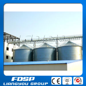 CE Approved Galvanized Feed Silo for Poultry pictures & photos