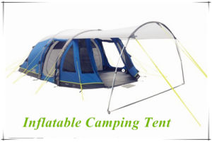 High and Stable Playdo Inflatable Camping Tent for 3 Seasons pictures & photos