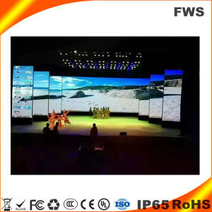 Fws P5 High Contrast Indoor Rental LED Display Screen Cc, CF pictures & photos