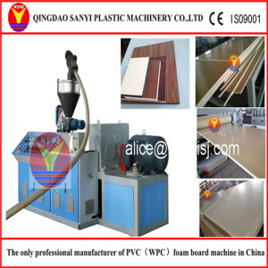PVC Celuka Foam Board Extrusion Line/Machine pictures & photos