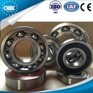 Good Performance Single Row Ball Bearings for Motorcycle, Automotive Ball Bearings pictures & photos