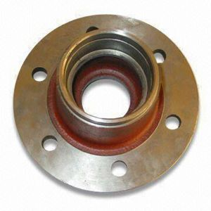 Custom Casting Forging Cast Ductile Iron Flange pictures & photos