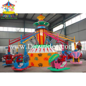 Thrilling Amusement Park Ride Moon Flying Car for Sale (DJYTR6658) pictures & photos