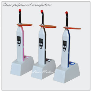 Dual Color LED Curing Light with Photometer