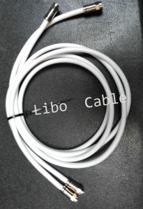 Flooding Compound RG6 Coaxial Cable pictures & photos