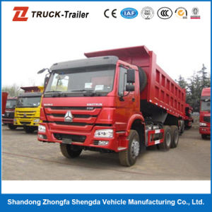2016 Hot Sale Sinotruk HOWO 336HP 371HP 420HP Dump Truck / Tipper Truck