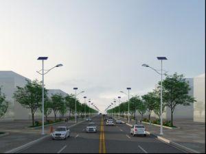 Customizable Solar Street Light System