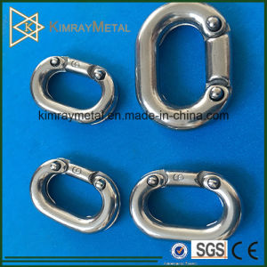 Stainless Steel Precision Cast Chain Connecting Link pictures & photos