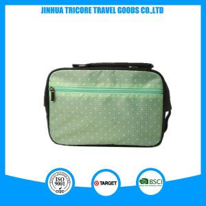 Professional and New Fashion Mixed with 420d and Microfiber Material Tote or Wash Bag pictures & photos