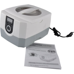 Digital Time Display Dental Ultrasonic Cleaner pictures & photos