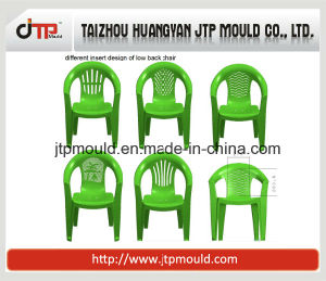 Adult Use Arm Chair Used Plastic Chair Mould pictures & photos