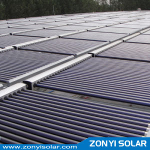 Colector Solar Por Solar Proyecto Solar Collector pictures & photos