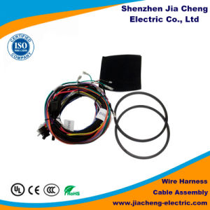 Engine Motorcycle Wiring Harness Coaxial Cable with PCB UL Cables pictures & photos