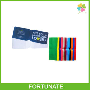 Branded Mini Plastic PVC Oyster Card Holder for Souvenir