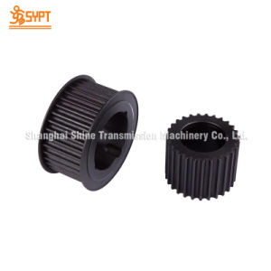 Cast Iron Timing Belt Pulley (3M, 5M, 8M, 14M, XL, H, L) pictures & photos
