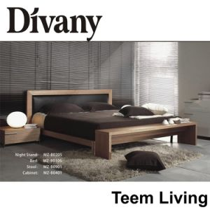 Divany Bedroom Set Modern Bed Mz-B0105 pictures & photos