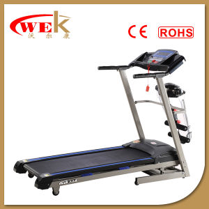 2.5HP Deluxe Motorized Treadmill (TM-202D)