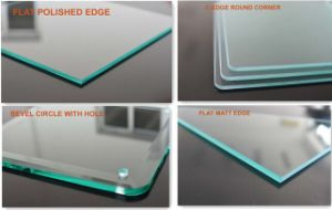 3-15mm Flat Tempered Building Glass pictures & photos