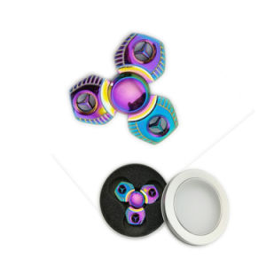 New Wholesale Metal Spinner Fidget Spinner Factory pictures & photos