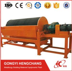 CTB Series Iron Ore Wet Drum Magnetic Separator pictures & photos