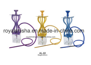 High Quality New Aluminum Shishabucks Hookah pictures & photos