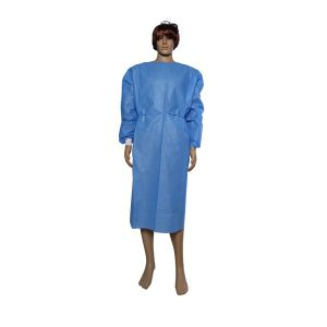 Disposable Medical Sterile Hospital Surgical Gown Patient Gown for Sale pictures & photos