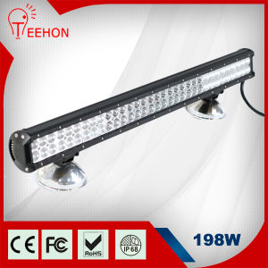 "31"" 198W 18480lm CREE Double Row LED Light Bar pictures & photos"