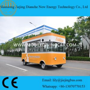 Best Design Mobile Restaurant Truck for Sale (CE) pictures & photos