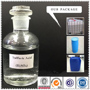 Sulfuric Acid Factory with Sulfuric Acid Industrial Grade pictures & photos