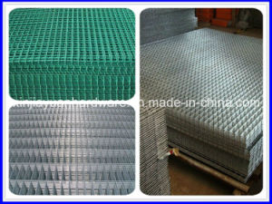 Low Carbon Steel Welded Wire Mesh Panel pictures & photos