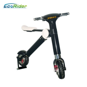 Foldable Electric Scooter 48V 500W Portable Mobility Scooter Electric Bicycle pictures & photos