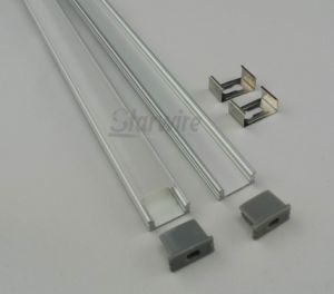 Aluminum Profile for Showcase/Showcase Aluminum Profiles pictures & photos
