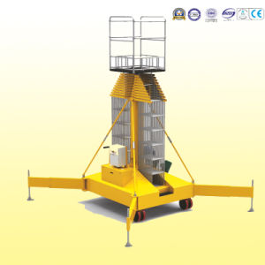 Electric Areal Work Platform pictures & photos